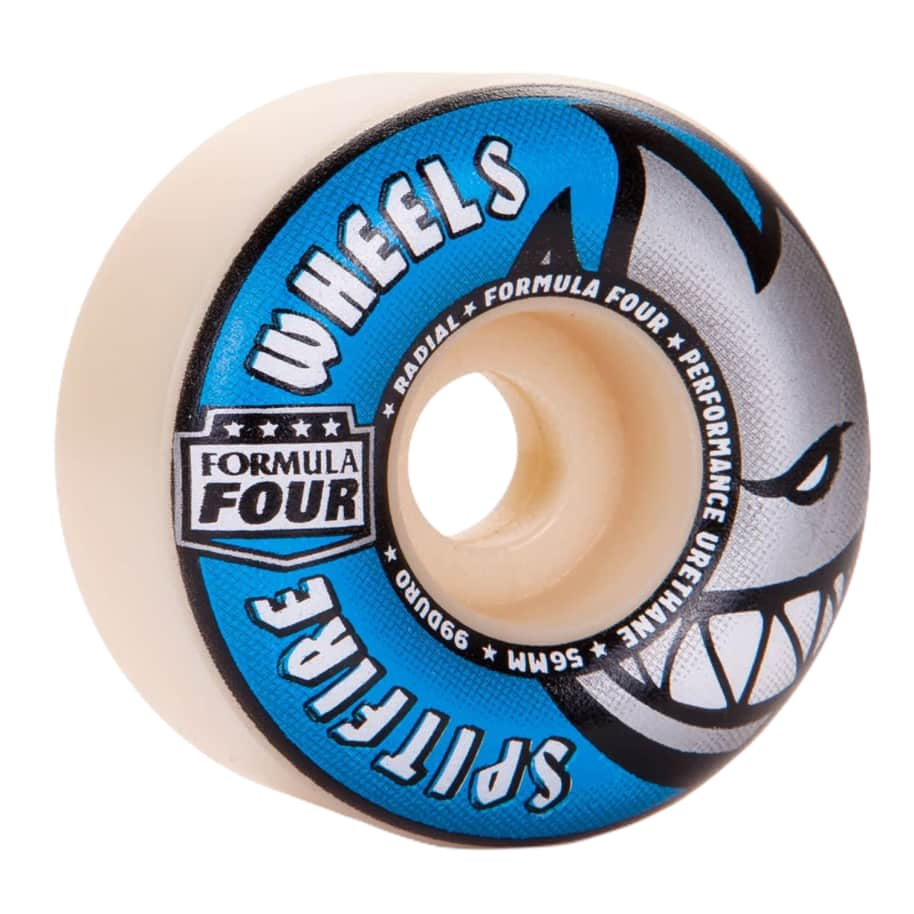 Spitfire Wheels Formula Four Radials 56mm 99d | Wheels by Spitfire Wheels 1
