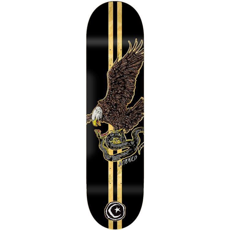 Foundation Servold French Eagle Deck - (8.25) | Deck by Toy Machine 1