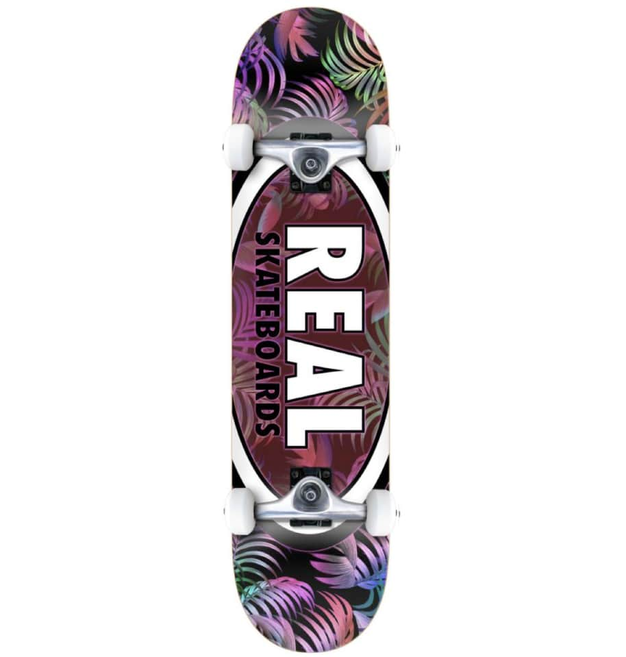 """Real Complete Team Tropic Ovals 2 Mini 7.3"""" 