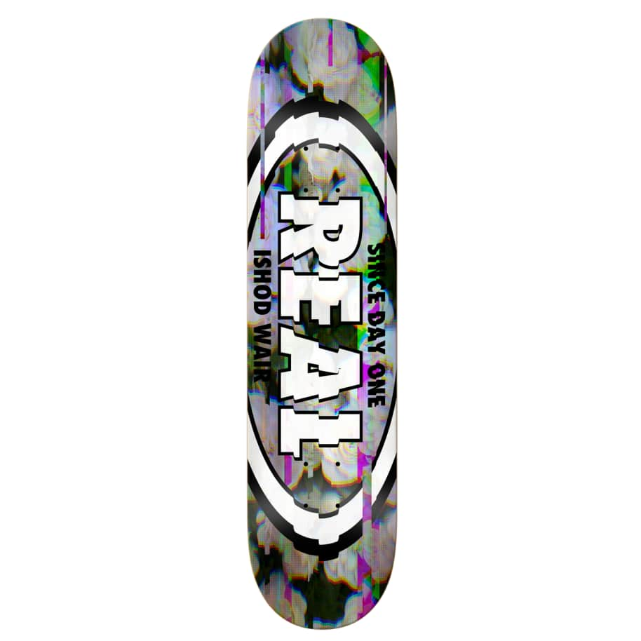 """Real - 8.5"""" Ishod Glitch Oval 