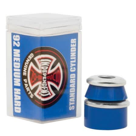 Independent Blue Medium Hard Bushings - (92A) | Bushings by Independent Trucks 1
