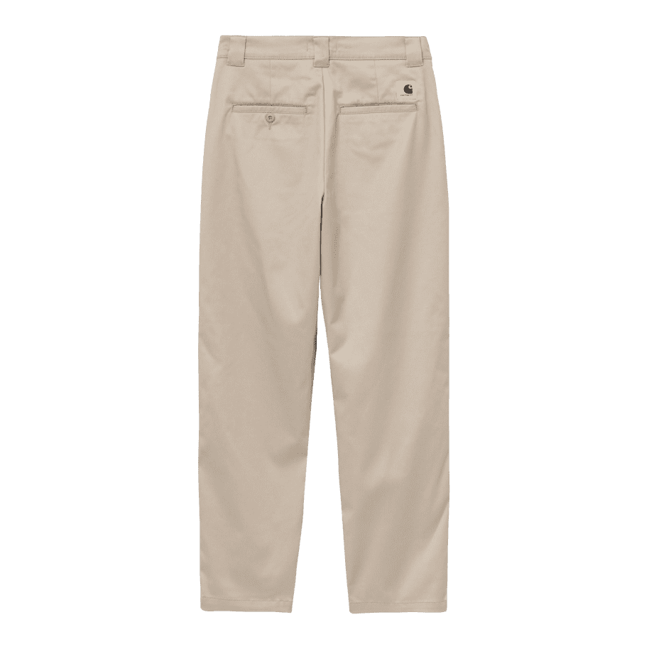 Carhartt WIP Women's Master Pant - Wall | Trousers by Carhartt WIP 1