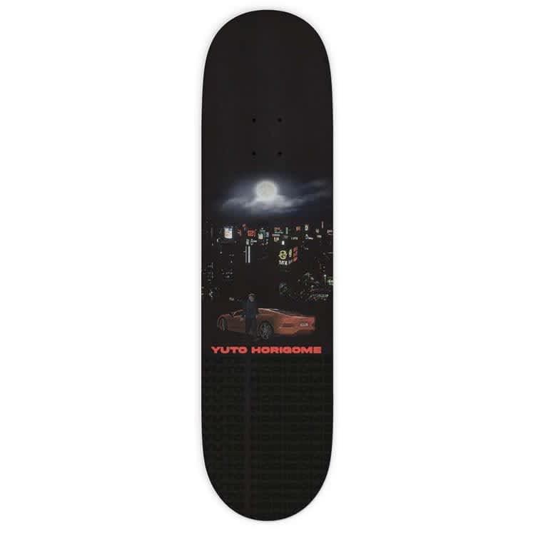 "Yuto City Life   8.25""   Deck by April Skateboards 1"