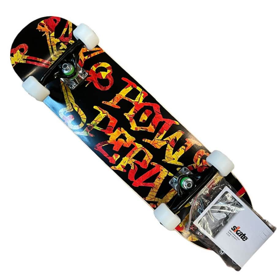 Powell Peralta Complete Vato Rat Leaves 7.5x28.5 | Complete Skateboard by Powell Peralta 1