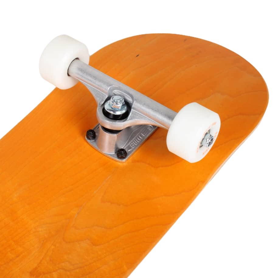 Orchard Green Bird Logo Hybrid Complete 8.0 Yellow (With Free Skate Tool) | Complete Skateboard by Orchard 4
