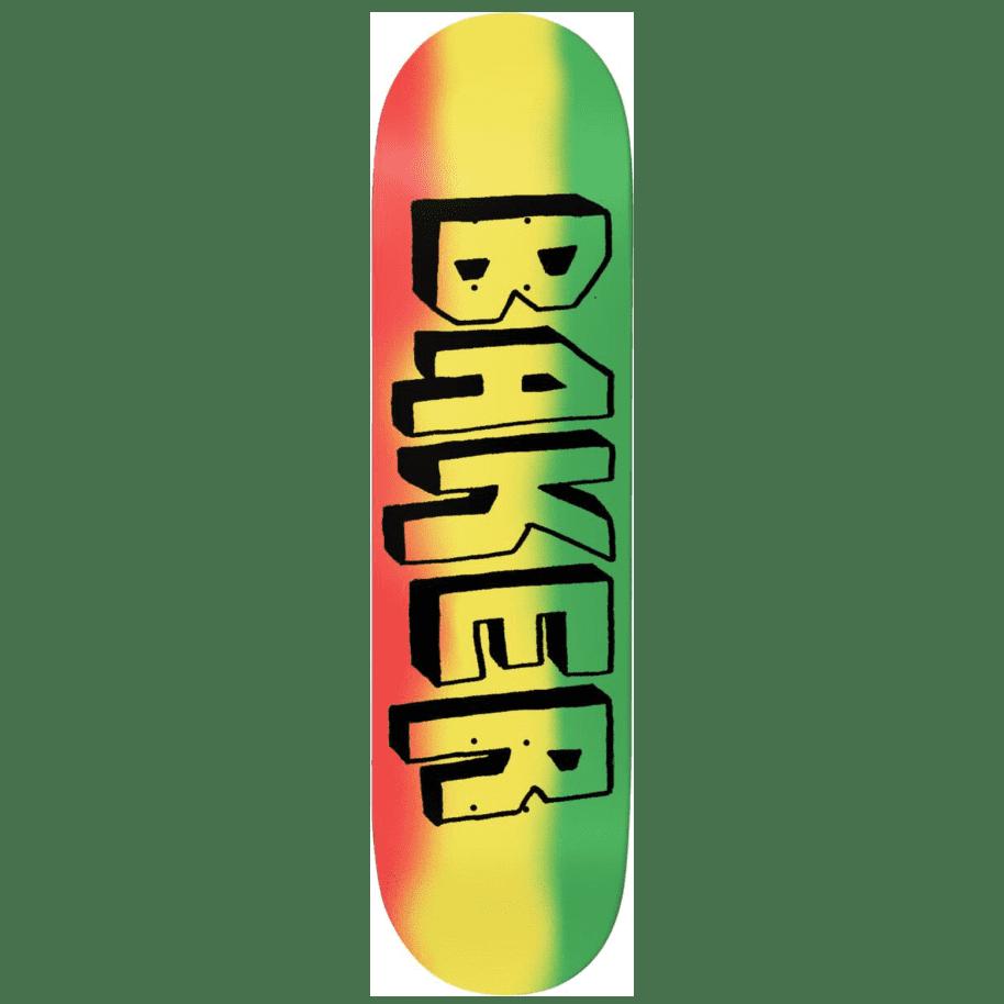 """Baker Kader Jammys Skateboard Deck - 8.125""""   Deck by Baker Skateboards 1"""