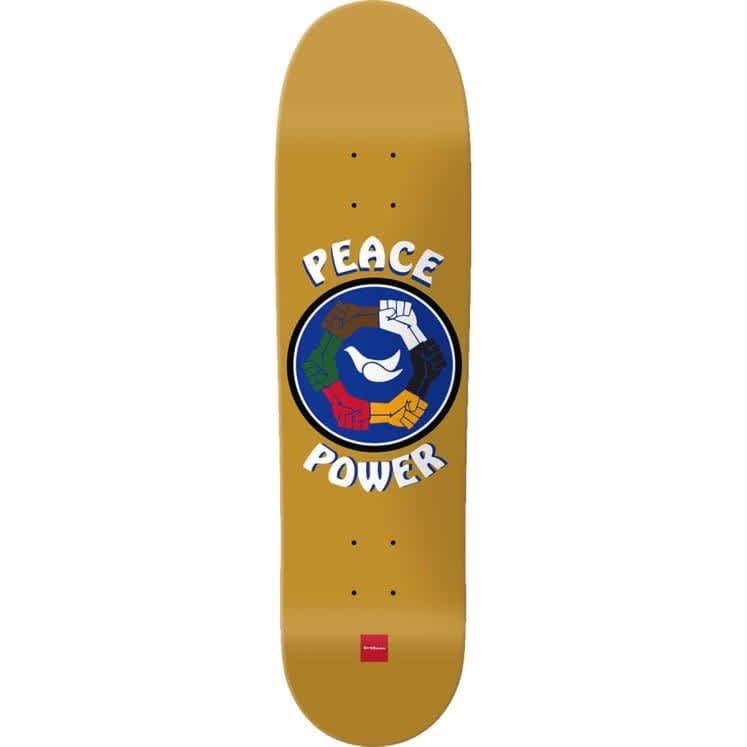 """Chocolate- Kenny Anderson Peace Deck 8""""   Deck by Chocolate Skateboards 1"""