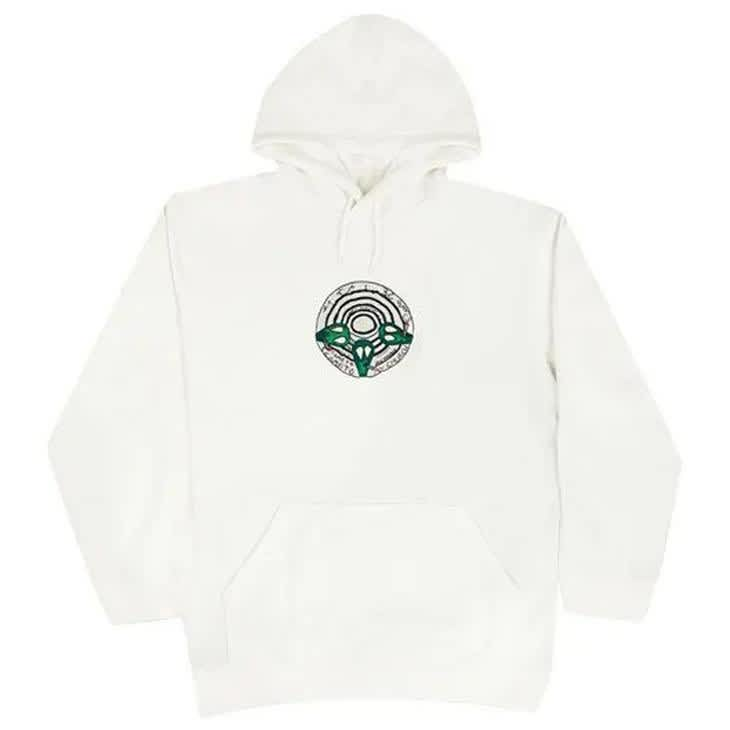 Come To My Church 3 THINGS Hoodie - White | Hoodie by Come To My Church 1