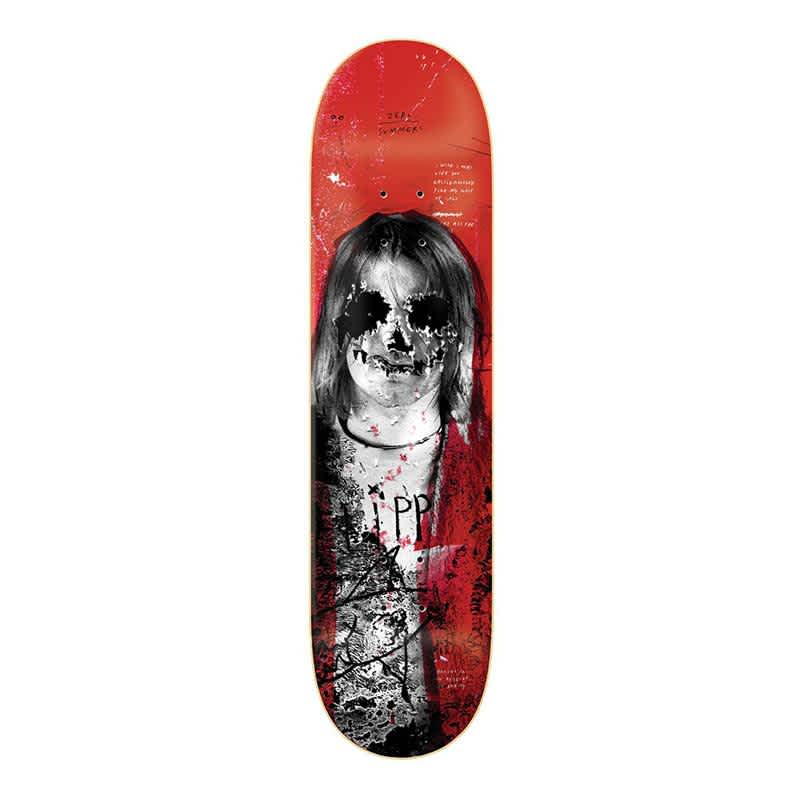 """Zero Summers 27 Club 8.25"""" Deck   Deck by Zero Skateboards 1"""