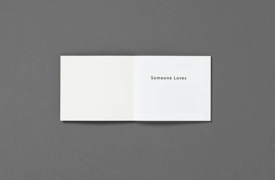 Harry Mitchell – Someone Loves Someone Else | Book by Loose Joints 3