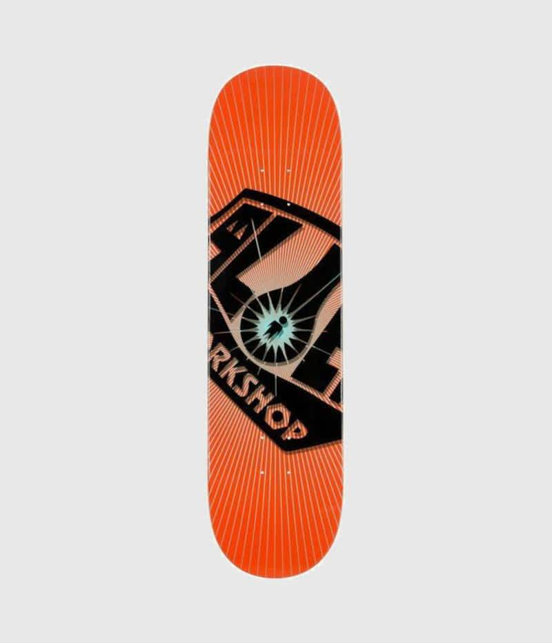 "Alien Workshop ""Burst"" Skateboard Deck 8.25"" 