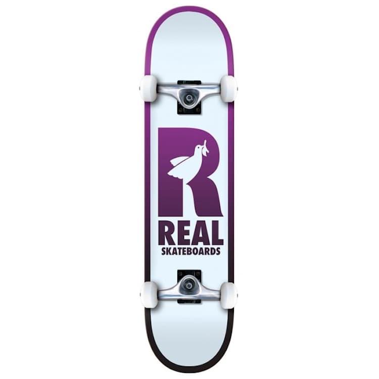 "Real Skateboards Be Free Complete Skateboard 8.25""   Complete Skateboard by Real Skateboards 1"