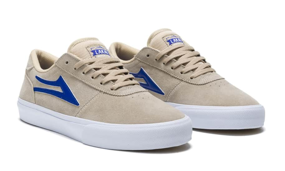 Lakai Manchester Suede Skate Shoes - Tan | Shoes by Lakai 2
