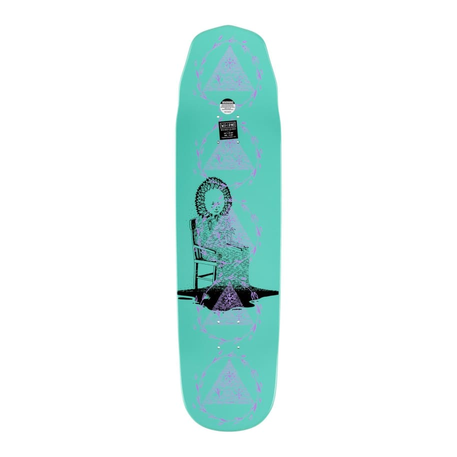NORA SOIL ON WICKED QUEEN | Deck by Welcome Skateboards 2
