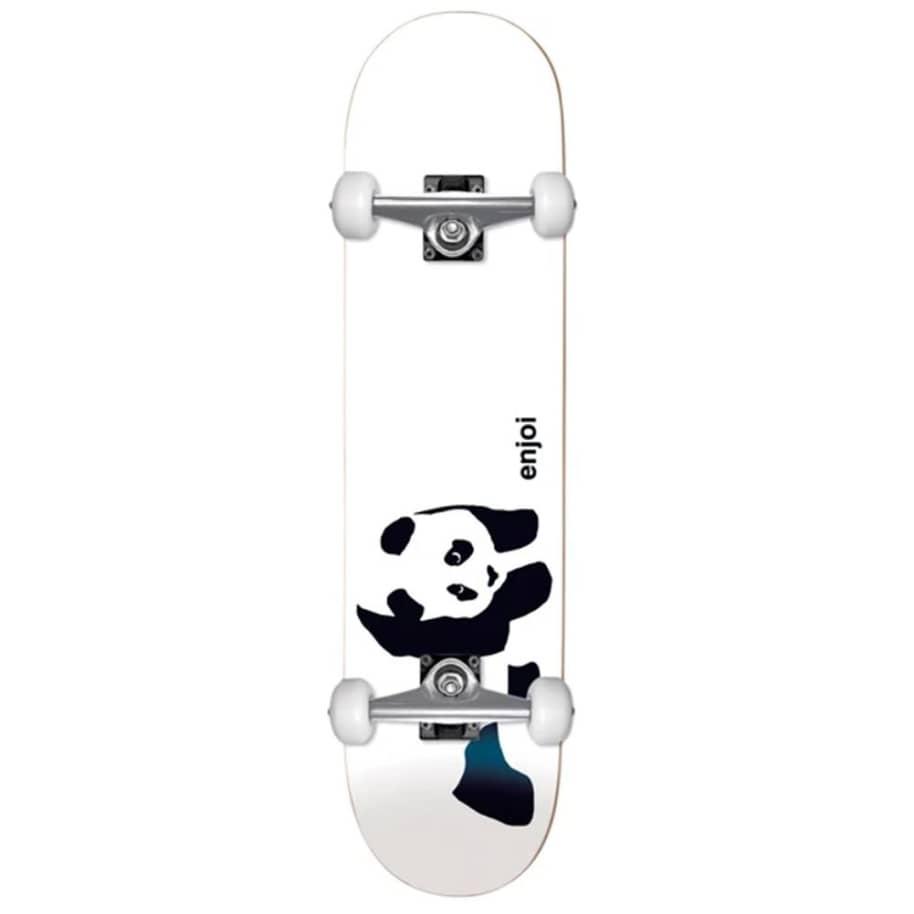 "Enjoi Panda Youth Soft Top Micro Complete 6.75""   Complete Skateboard by Enjoi Skateboards 1"