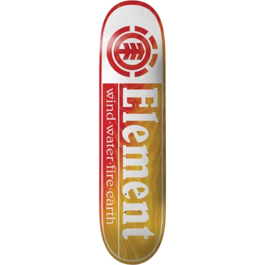 Element Section Yellow Deck   Deck by Element 1