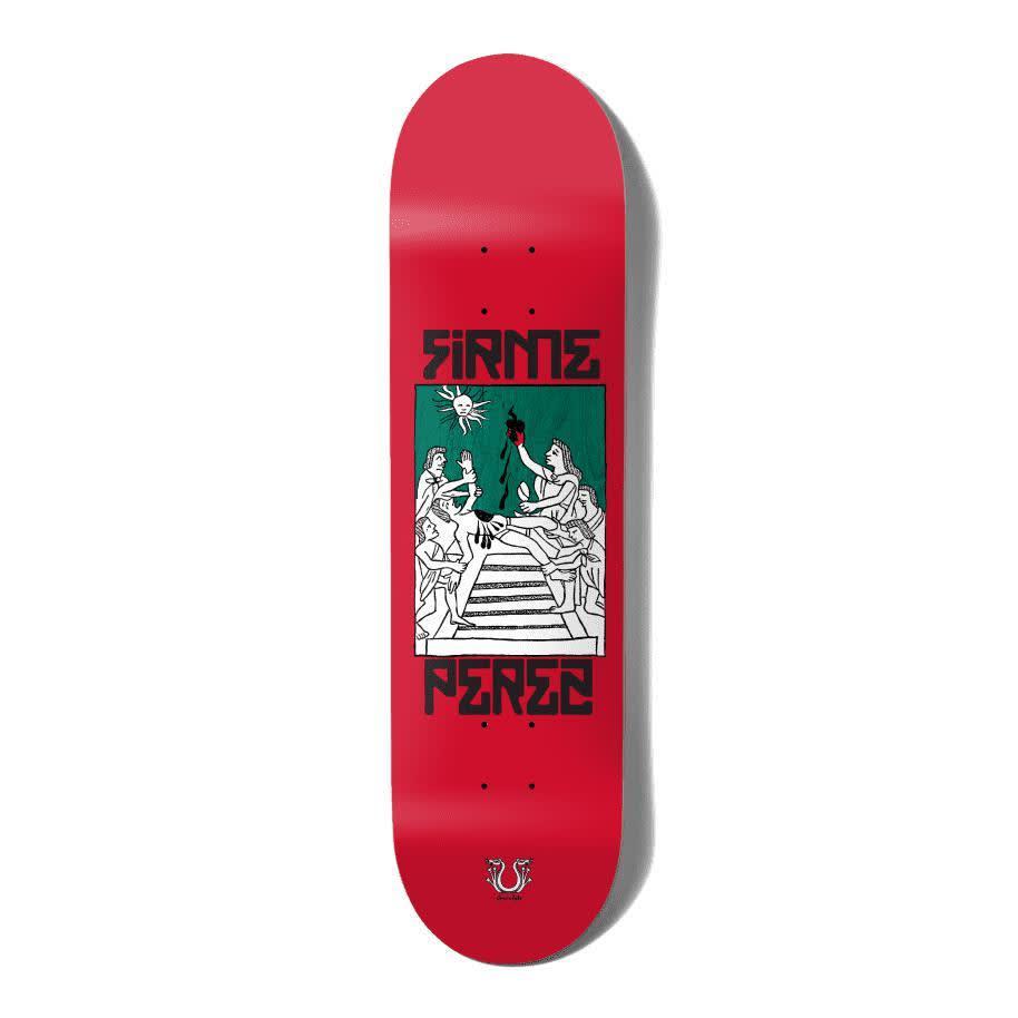 "Chocolate Skateboards Firme One Off Stevie Perez Skateboard Deck 8"" | Deck by Chocolate Skateboards 1"