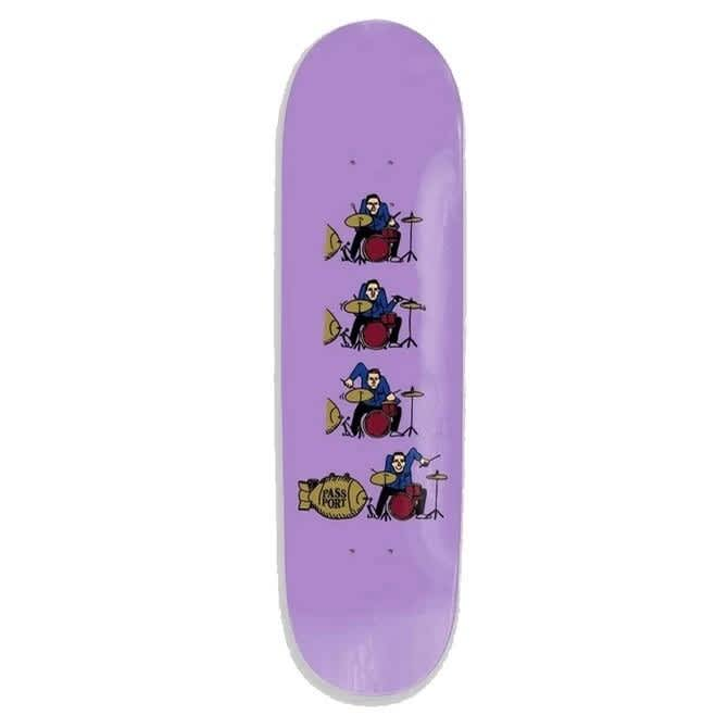 """Pass Port - What You Thought Drums Deck (8.5"""") 