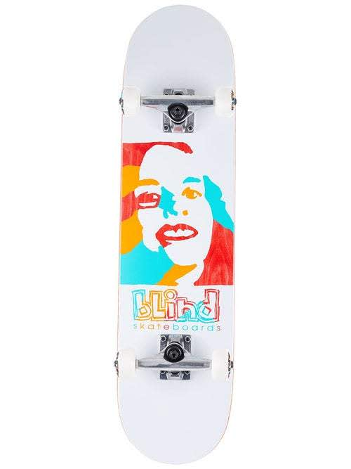 BLIND Psychedelic Girl Complete 7.75 | Complete Skateboard by Blind Skateboards 1