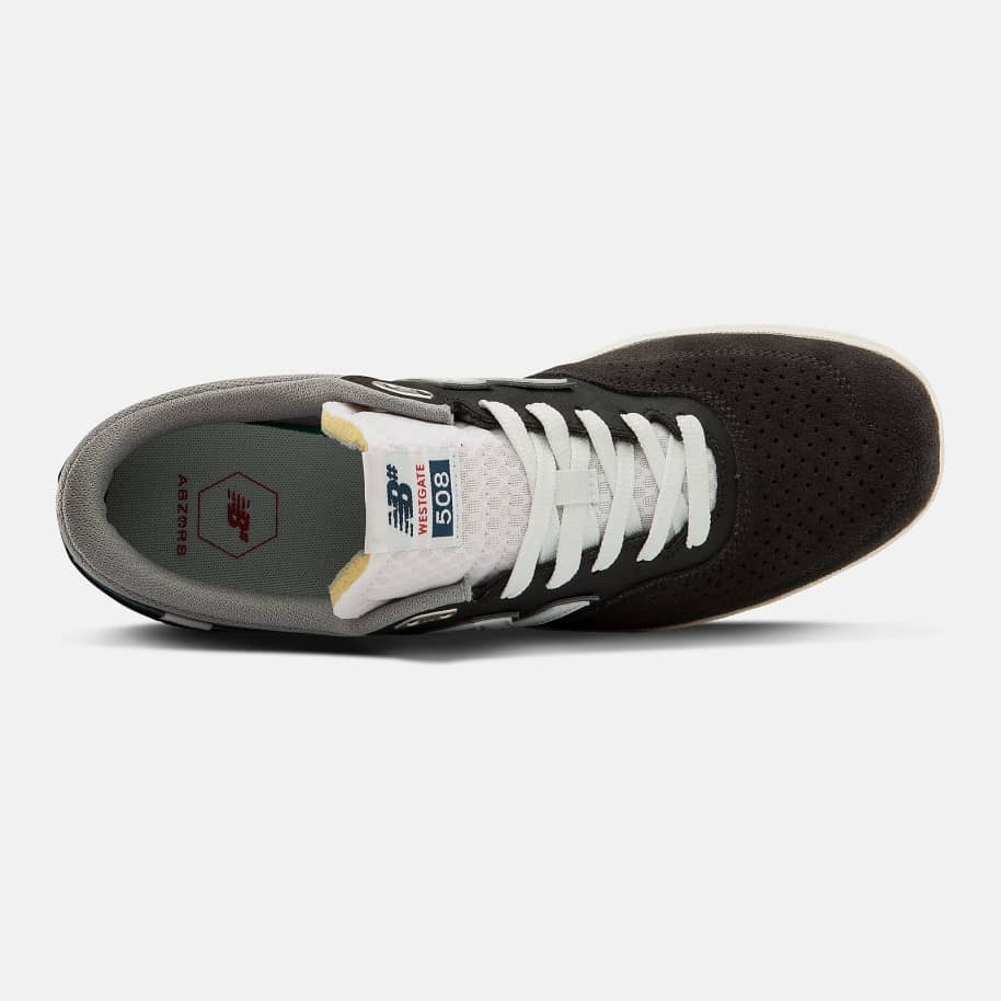 New Balance Numeric 508 Shoes - Dark Grey / Blue   Shoes by New Balance 2