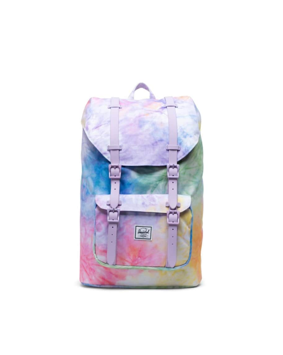 Herschel Little America Mid-Volume Backpack - Pastel Tie Dye | Backpack by Herschel Supply Co. 1