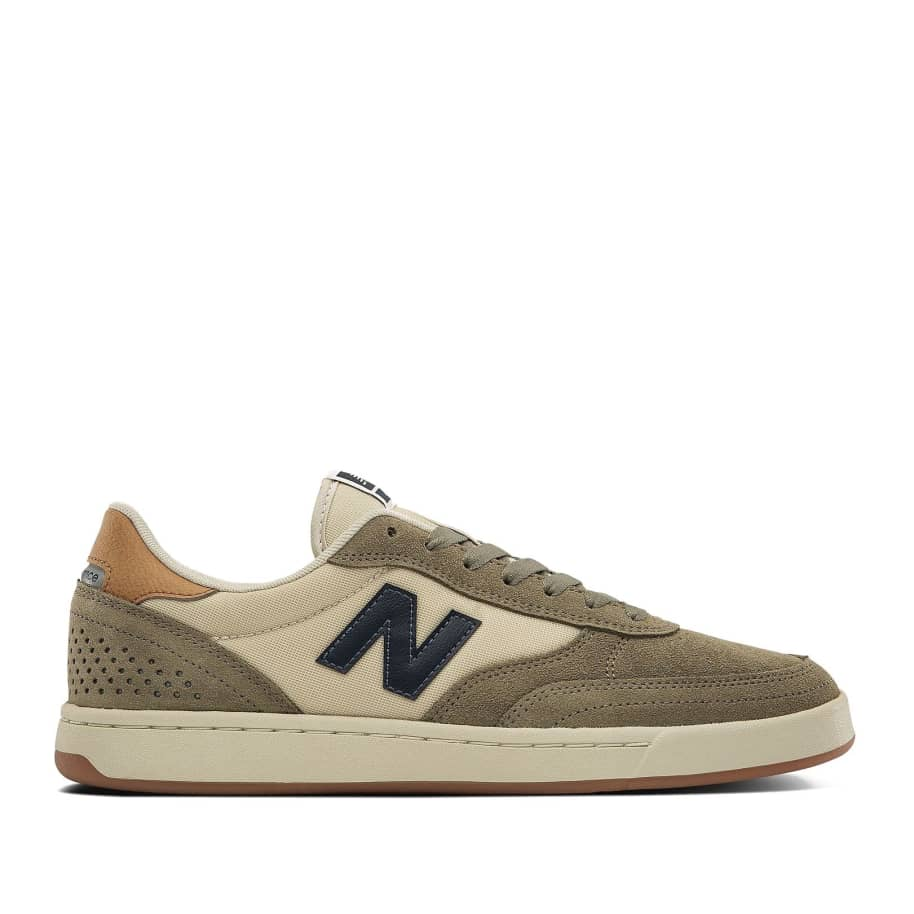 New Balance Numeric 440 Shoes - Green / Navy | Shoes by New Balance 1