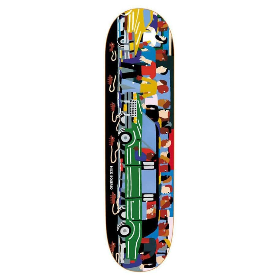 "Polar Skate Co Nick Boserio Limo Skateboard Deck - 8.25"" | Deck by Polar Skate Co 1"
