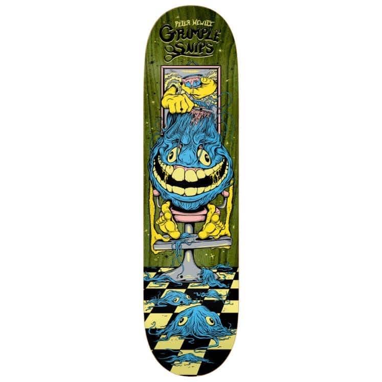 Antihero - Hewitt Grimplesnips 8.4 | Deck by Antihero Skateboards 1