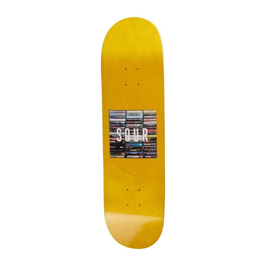 """Sour Solution - Tapes Deck 8.5"""" 