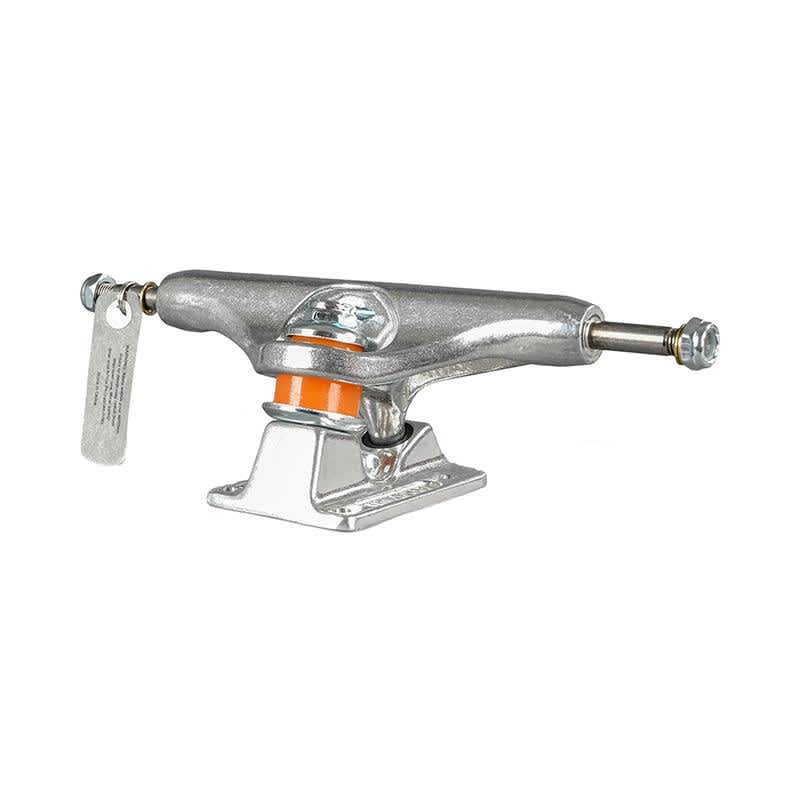 Independent Forged Titanium 139 Stage 11 Trucks (Pair) – Silver | Trucks by Independent Trucks 4