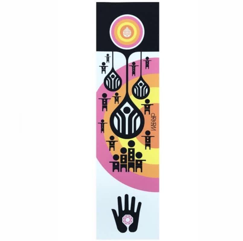 Darkroom Skateboards Carousel Griptape | Griptape by Darkroom Skateboards 1