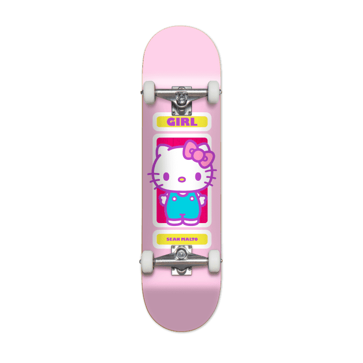 Girl Complete Sanrio 60th W40 Sean Malto 8"