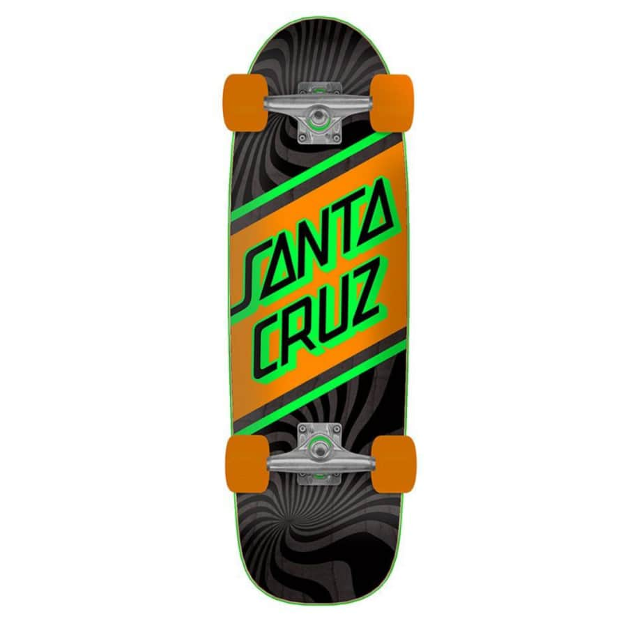 STREET SKATE COMPLETE CRUISER | Cruiser Skateboard by Santa Cruz Skateboards 1