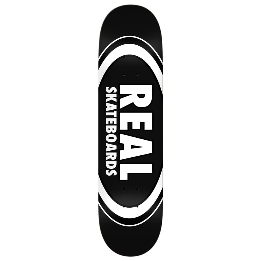 """Real Classic Oval Deck 8.25"""" 