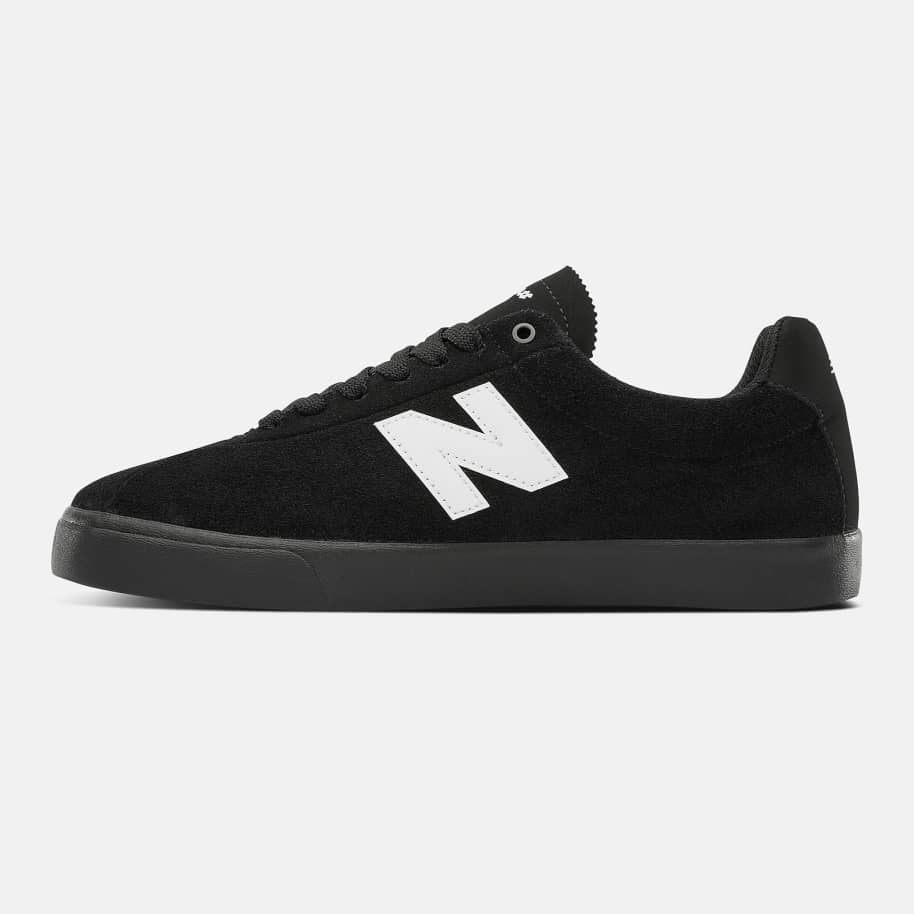 New Balance Numeric NM22 Shoes - Black / White | Shoes by New Balance 2