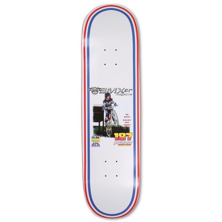 "PIZZA SKATEBOARDS DUCKY BMXer 8.75""   Deck by Pizza Skateboards 1"