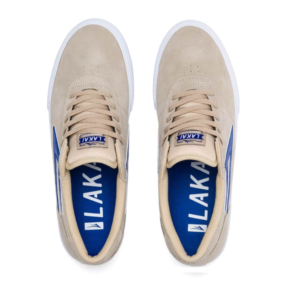 Lakai Manchester Suede Skate Shoes - Tan | Shoes by Lakai 3