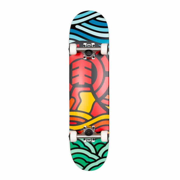 Element Volcanic Complete | Complete Skateboard by Element 1