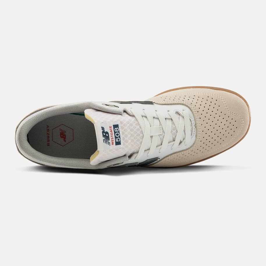 New Balance Numeric 508 Shoes - White / Blue | Shoes by New Balance 2