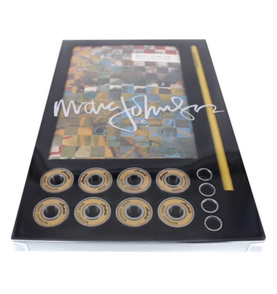 Andale Bearings 8mm Johnson Note Pad Precision Includes Free Sketch Book | Bearings by Andale Bearings 1