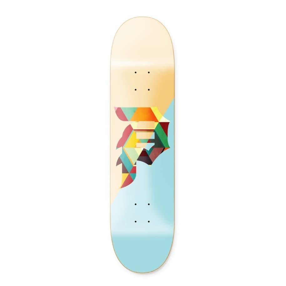 "Primitive Team Dirty P Panels Deck 8.38""   Deck by Primitive Skateboarding 1"