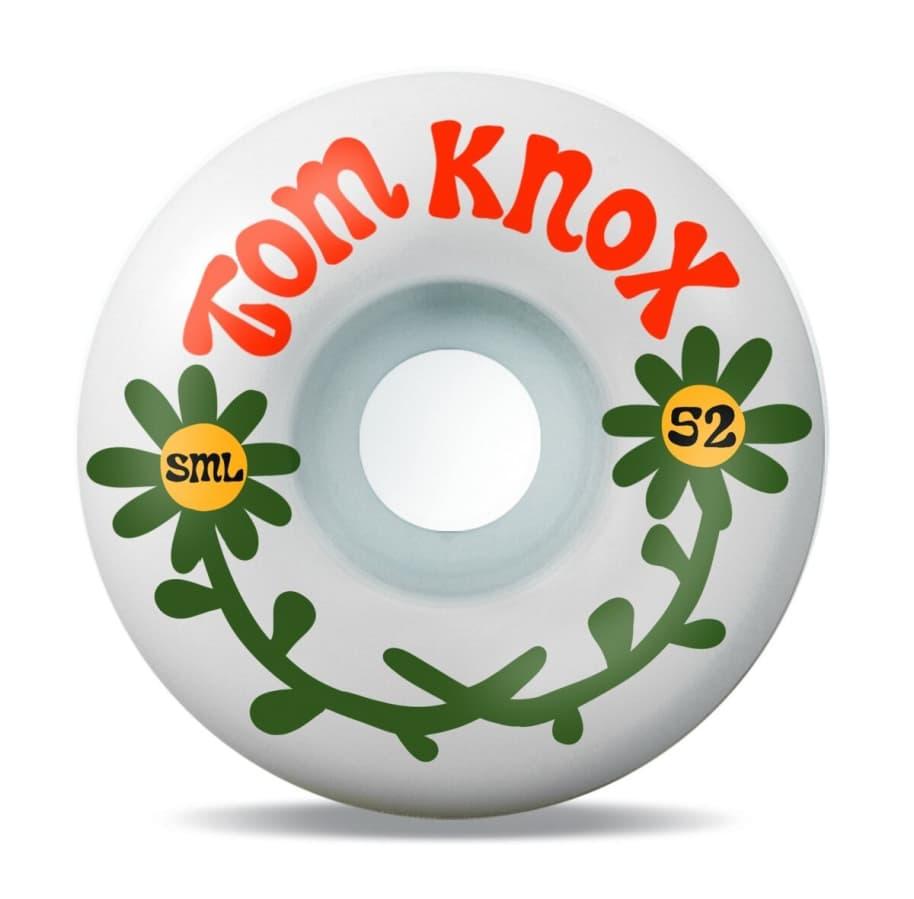 SML Tom Knox- The Love Series 53mm V-Cut   Wheels by Sml Wheels 1