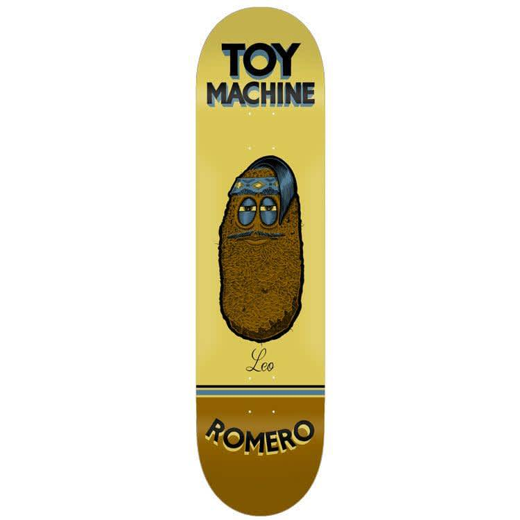 Leo Romero Pen & Ink 8.38 | Deck by Toy Machine 1