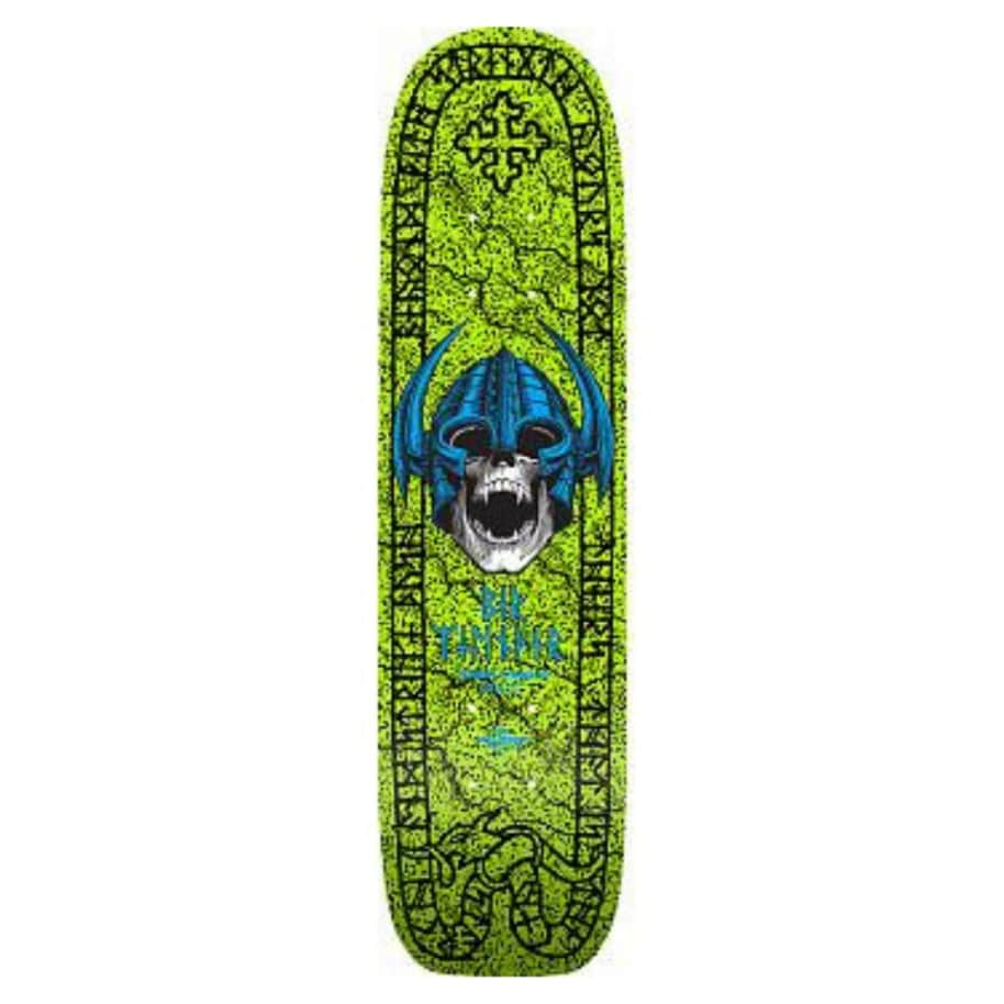 WELINDER NORDIC SKULL FREESTYLE RETRO DECK   Deck by Powell Peralta 1