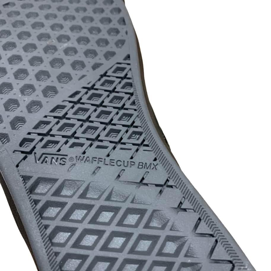 Vans BMX Slip-On Pro Dakota Roche Shoes - Black / White | Shoes by Vans 4