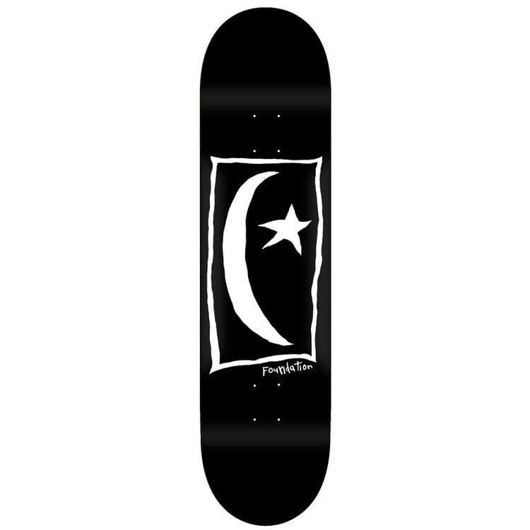 STAR & MOON SQUARE | Deck by Foundation 1