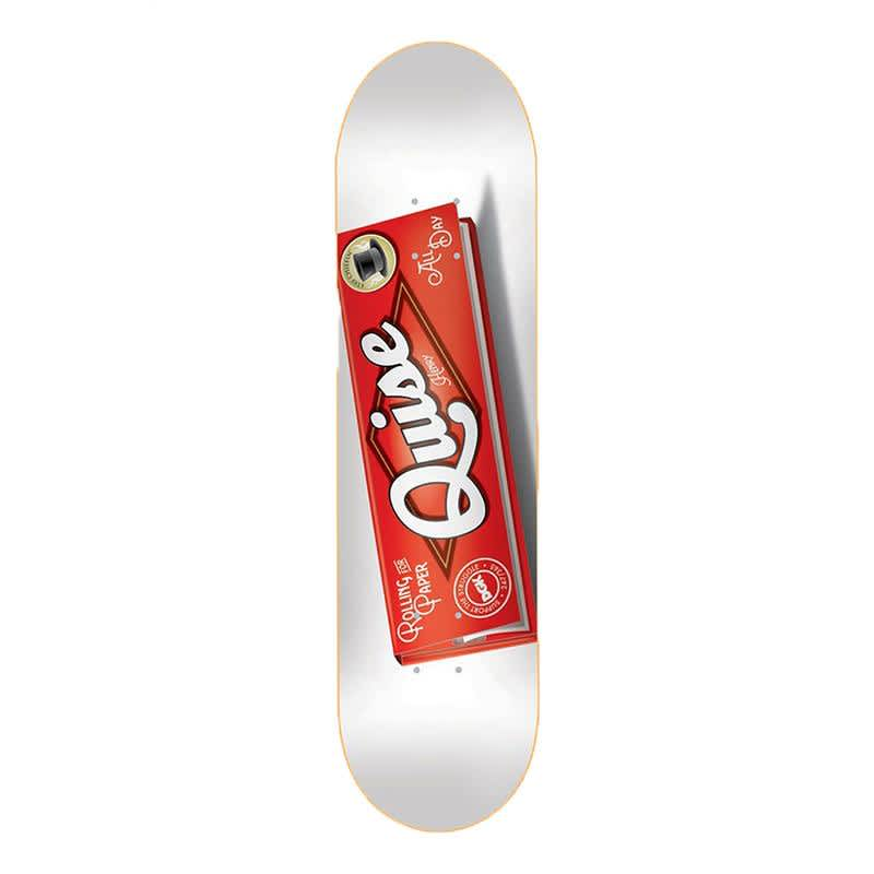 """DGK Rolling Papers Marquise 7.9"""" Deck 