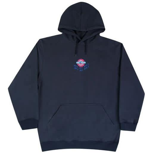 Come To My Church See It, Say it, Bun It Hoodie - Navy   Hoodie by Come To My Church 1