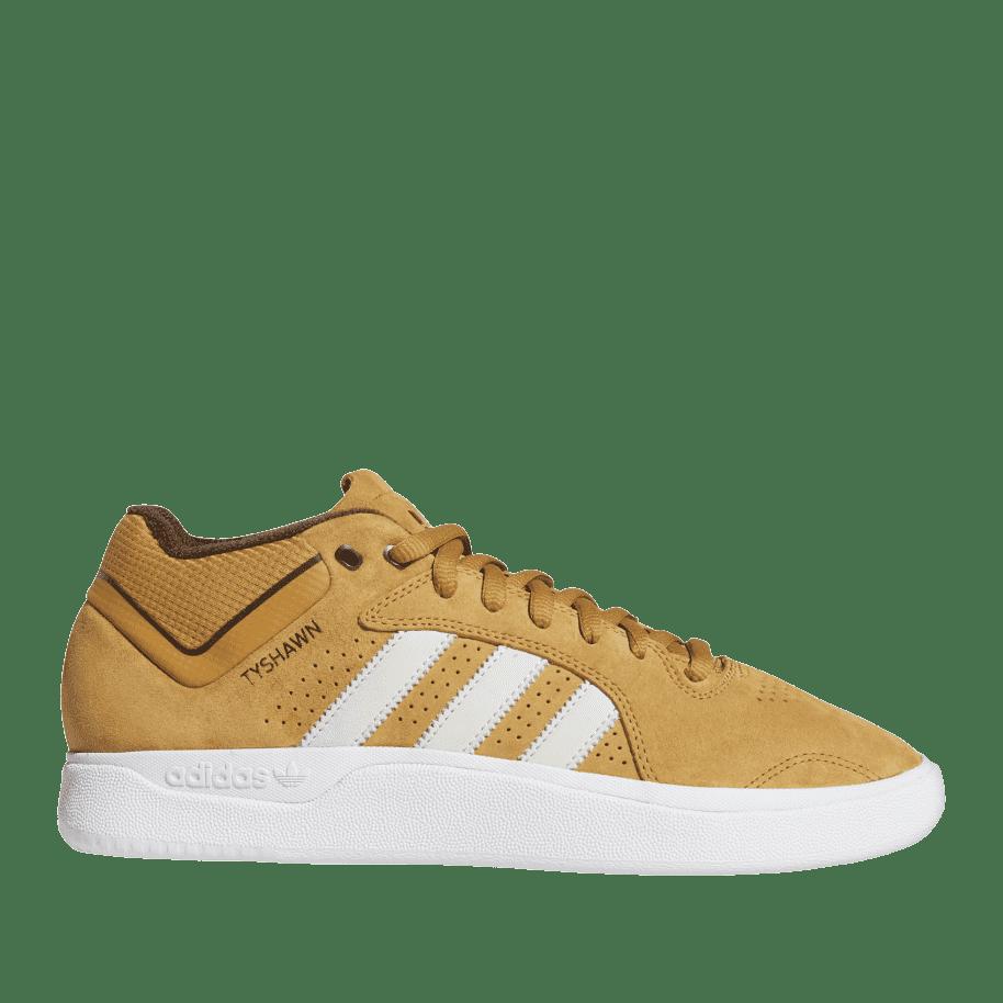 adidas Skateboarding Tyshawn Shoes - Mesa / Chalk White / Dark Brown | Shoes by adidas Skateboarding 1