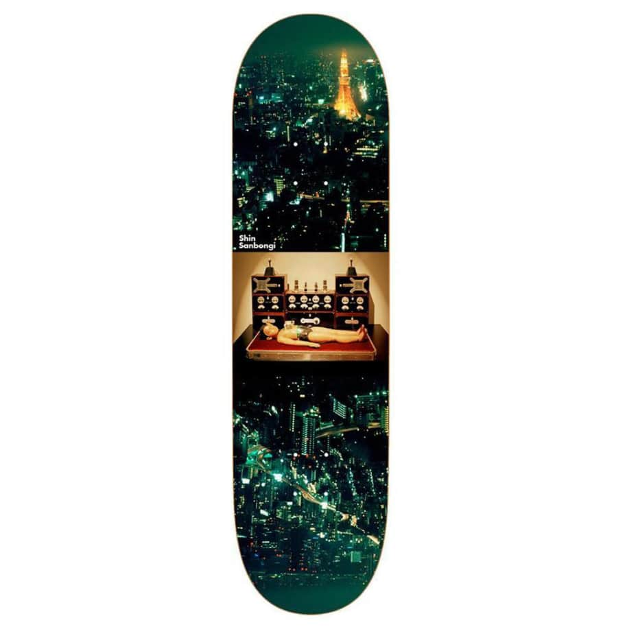 "Polar Skate Co Shin Sanbongi Astro Boy Skateboard Deck - 8.5"" | Deck by Polar Skate Co 1"